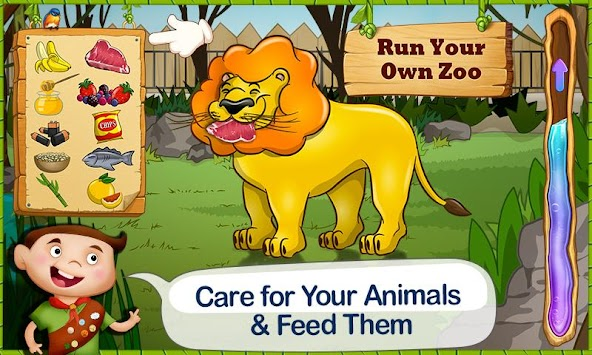 Zoo Keeper - Care For Animals APK screenshot thumbnail 2