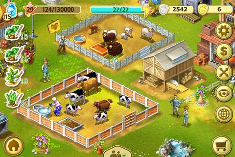 Farm Up - screenshot