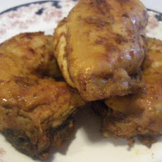 Spicy Chipotle Crock Pot Bird