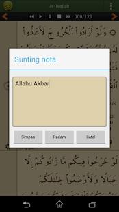 Quran Bahasa Melayu APK for Blackberry