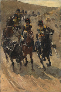RIJKS: George Hendrik Breitner: The Yellow Riders 1886