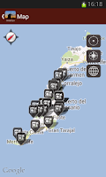 Screenshot of Fuerteventura Travel Guide