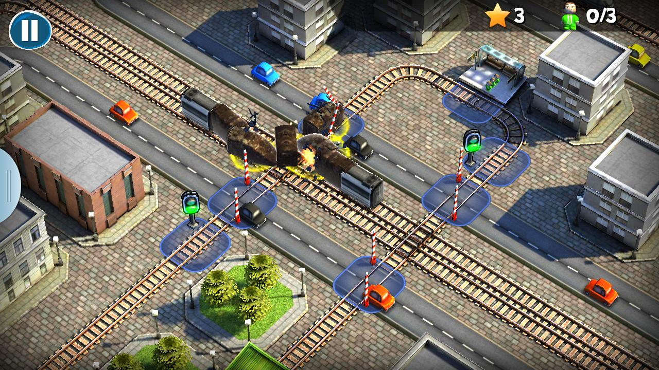 Trainz Trouble Screenshot 1