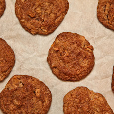 Apple Brown Butter Bay Leaf Spice Cookies