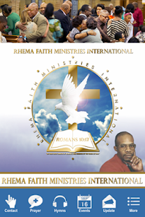 Rhema Faith Ministries - screenshot