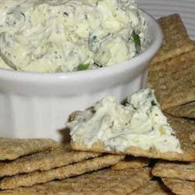 Pesto Herb Spread