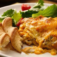 Slow Cooker Three-Cheese Creamy Lasagna