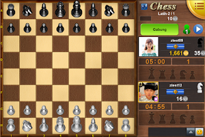 Screenshot of Mango Chess