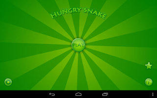 Screenshot of Hungry Snake