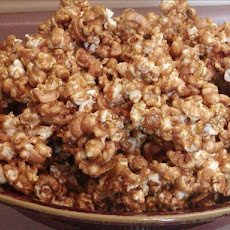 Butterscotch Cashew Popcorn (SOOOO Good!)