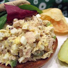 Tuna Egg Sandwich