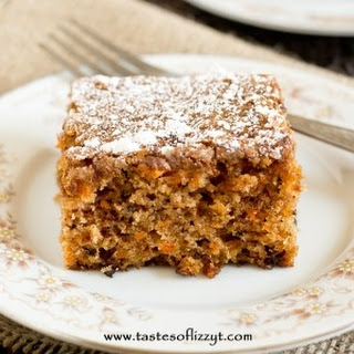 Spiced Carrot And Walnut Cake Recipes