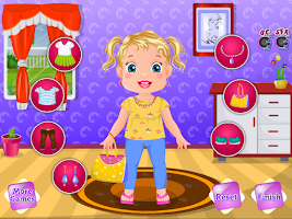 Screenshot of Dirty Baby Care