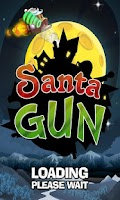 Screenshot of Santa Gun