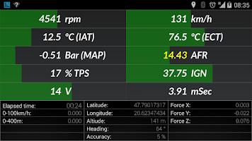 Screenshot of Linszter Datalog v2