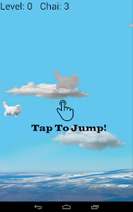 Flying Persian Cat - screenshot