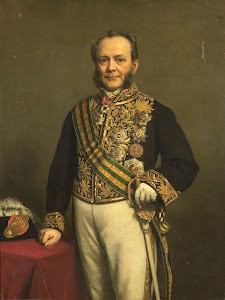 RIJKS: Johan Heinrich Neuman: painting 1874
