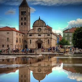 Zadar by Cristian Peša - City,  Street & Park  Street Scenes (  )