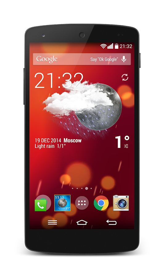 Weather Animated Widgets Screenshot 6