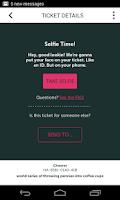 Screenshot of Ticketleap