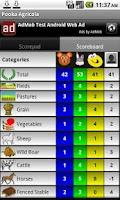 Screenshot of Pooka for Agricola