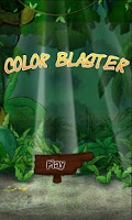 Screenshot of Color Blaster