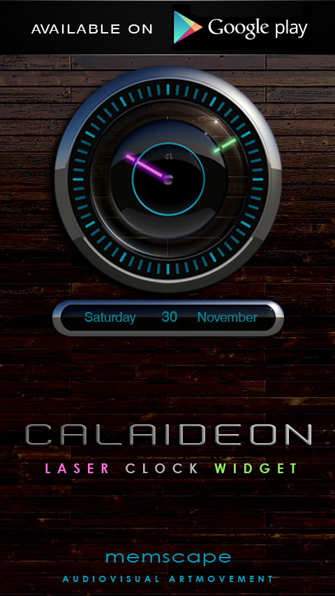 CALAIDEON Next Launcher Theme Screenshot 4