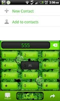 Screenshot of GO CONTACTS- Lucky St Patricks