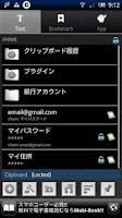 Screenshot of Clip! Password Manager
