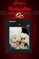 Screenshot of Wedding Album