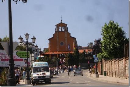 Iglesia del Cristo de las Cadenas