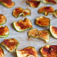 Spiced Apple Pie Chips