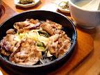 【渋谷ランチ】ジンギスカン定食(舌郎)