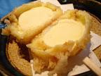 アイスクリームの天ぷら(つな八)