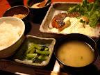 【渋谷ランチ】白身魚のタルタルソース定食(魚魯魚魯)