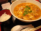 【渋谷ランチ】酸辣湯麺(友楽菜館)