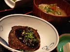 【渋谷ランチ】エゾ鹿ハンバーグと鶏のつみれ汁(吉成)