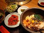 【渋谷ランチ】石焼ビビンパと焼肉セット(韓の台所)