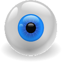 A Simple Eye Chart icon