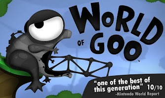 Screenshot of World of Goo