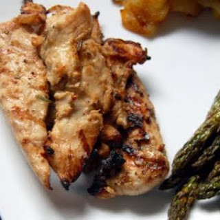 Rosemary Ranch Grilled Chicken
