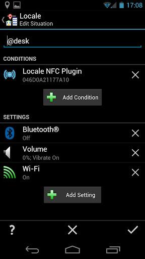 【免費生產應用App】Locale NFC Plugin-APP點子