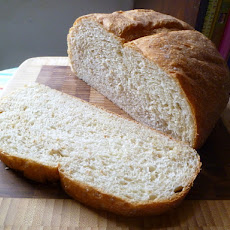 Bread Baking: Irish Wholemeal White Bread