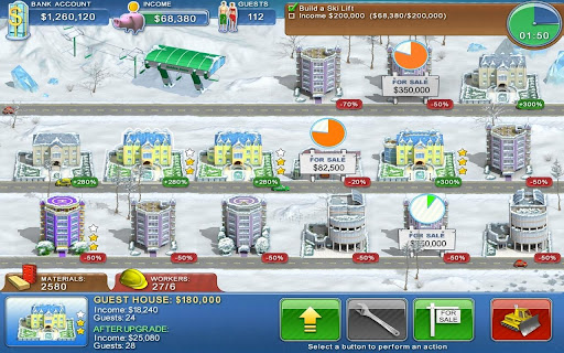 Hotel Mogul HD - screenshot