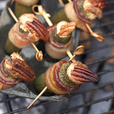 Smoked Stuffed Chile Poppers
