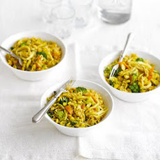Chicken & Sweetcorn Egg-fried Rice