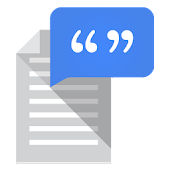 App Google Text-to-speech APK for Kindle