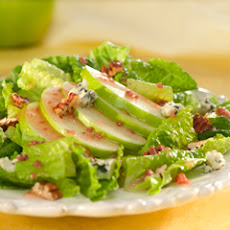 Romaine & Green Apple Salad With Pecans