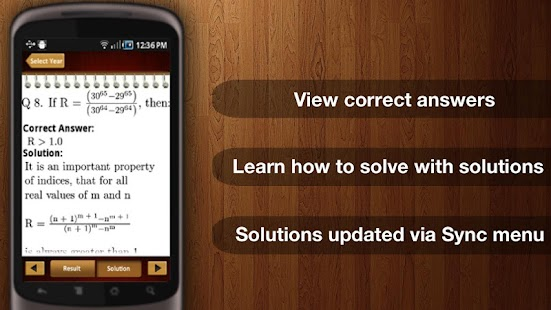 CAT Exam MBA - Pocket Exam - screenshot