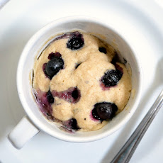 Blueberry Mug Muffin